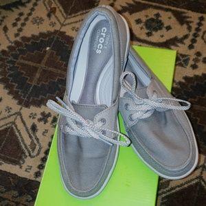 Crocs Walu II Like new-Gray